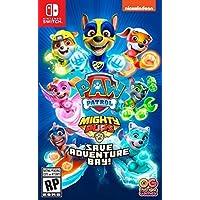 Paw Patrol Mighty Pups Save Adventure Bay - Nintendo Switch - Standard Edition - Nintendo Switch