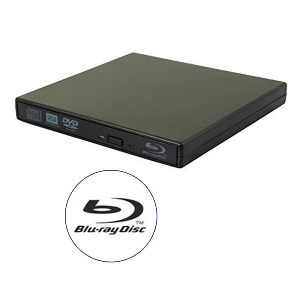 tengertang External usb 2.0 blu-ray DVD CD drive/BD - ROM, DVD burner, dvd writer drive Support super-laptop desktop notebook PC