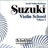 Suzuki Violin School, Volume 1 (CD)