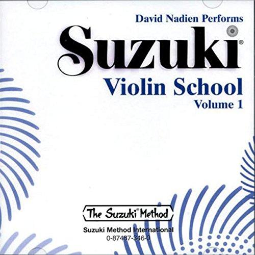 (Suzuki Violin School, Volume 1 (CD))