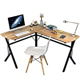 Soges L Shaped Desk Computer Desk Multifunctional (Small Image)