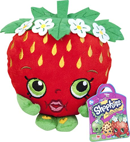 Shopkins Shopkins 8'' Plush, Stawberry Plush