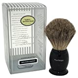PURE BLACK BADGER BRUSH
