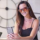 TheraSpecs WearOver Blue Light Glasses for