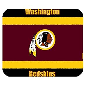 Custom Washington Redskins Mouse Pad Gaming Rectangle Mousepad CM-1636