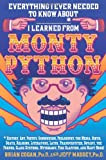 Everything I Ever Needed to Know about _____* I Learned from Monty Python, Brian Cogan and Jeff Massey, 1250004705