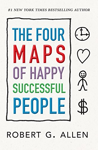 the four maps of happy successful people a visual system for