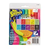 Sanford 1905313 Mr. Sketch Scented Stix Markers, Fine Tip, Assorted Colors, 10-Count