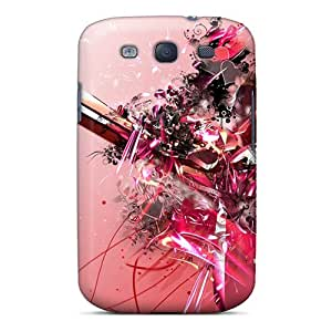 Richavans Scratch-free Phone Case For Galaxy S3- Retail Packaging - Valentines Candy