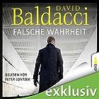 Falsche Wahrheit (Will Robie 4) Hörbuch von David Baldacci Gesprochen von: Peter Lontzek