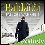 Falsche Wahrheit (Will Robie 4) | David Baldacci