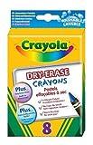 Crayola 8ct Dry Erase Crayons Large Size, Baby & Kids Zone