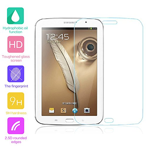 Tempered Glass For Samsung Galaxy Note 8.0 N5100 (Clear) - 1