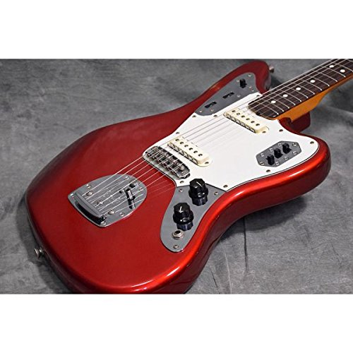 Fender/American Vintage '62 Jaguar Candy Apple Red B079Q3CNQ3