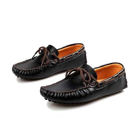 YaXuan Zapatos de Barco nuevos para Hombres, Mocasines y Slip-on Comfort de Verano
