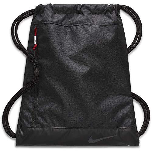 NIKE Sport Golf Gymsack, Black/Black/Anthracite