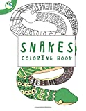 snake coloring book - Snake Coloring Book