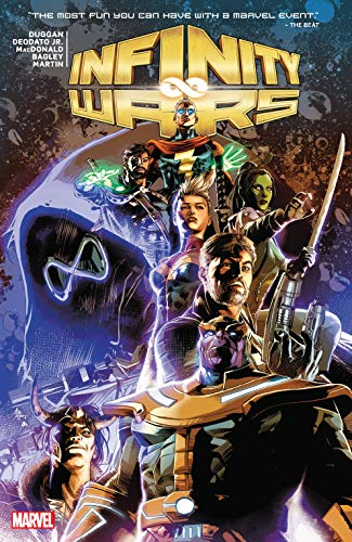 Infinity Wars (Infinity Wars (2018))