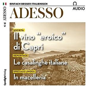 ADESSO audio - Il vino