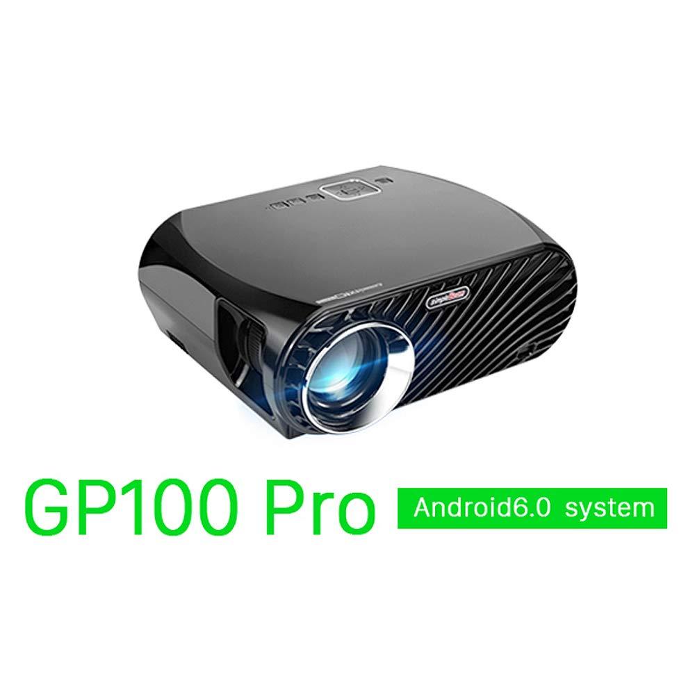 KAIDILA Proyector GP100 Pro, configurado en Android 6.0.1, WiFi ...