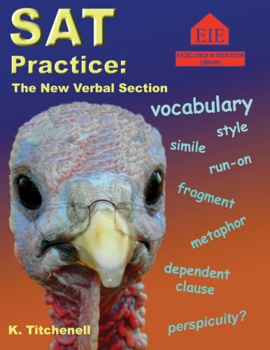 SAT Practice: The New Verbal Section