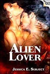 Alien Lover (The Edge Series Book 55) (English Edition)