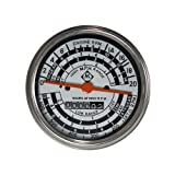 70230062 New Tachometer Tach Gauge Made to Fit Allis Chalmers AC Tractor D17