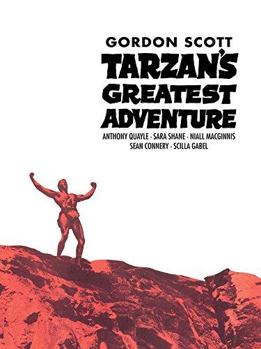 Tarzan's Greatest Event