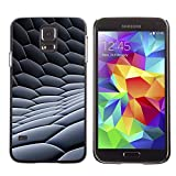 Planetar ( 3D Honeycomb Graphite Carbon Print ) SAMSUNG Galaxy S5 V / i9600 / SM-G900 Hard Printing Protective Cover Protector Sleeve Shell Case Cover