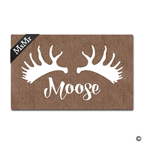 Moose Door Mat - 6
