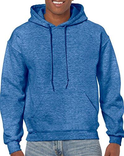 Gildan - Heavy Blend Hooded Sweatshirt - 18500 - L - Heather Sport ()