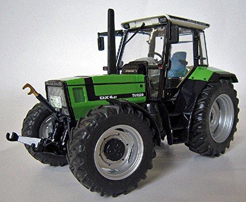 DEUTZ-FAHR AGROSTAR DX 6.31 1990-1993 1 32 - Mezzi Agricoli e Accessori - Weise-Toys - Die Cast - Modellino