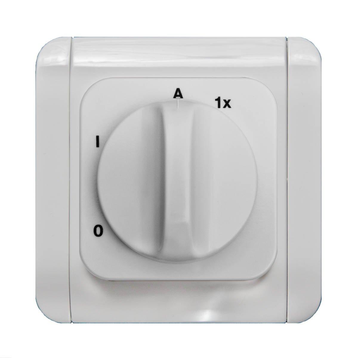 MS-BASIC+R ABVERKAUF: Arnold-Schalter Multifunktionsschalter für ...