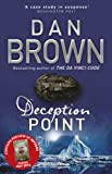 Front cover for the book Deception Point by Dan Brown