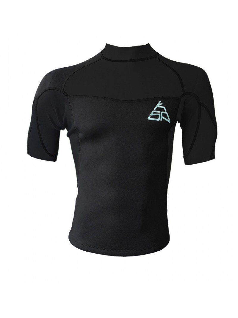 TOP TERMICO KSP 2mm PERFORMER MANICHE CORTE S-M-L-XL THERMAL LAYER PER KITE SURF
