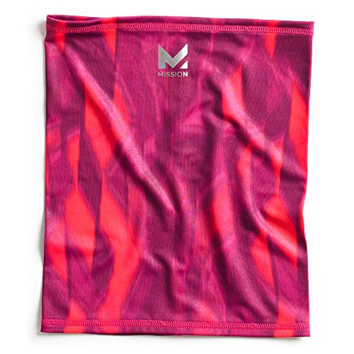Mission HydroActive MAX Fitness Multi-Cool, Prism Cherry Jubilee, One Size