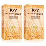 Ky Warming Liquid 2.5 Oz (Package of 2)