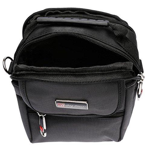 Kleine Herren Damen Umhängetasche Schultertasche Crossover Bag