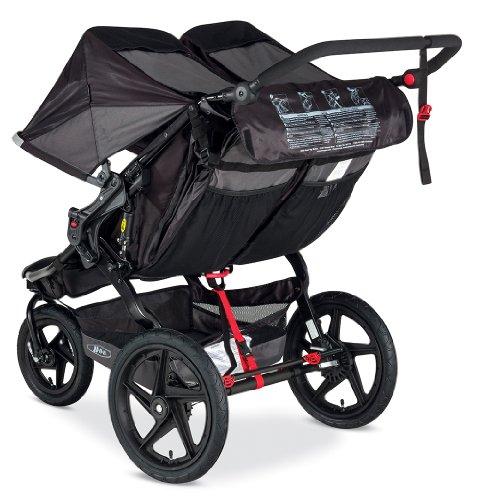 Amazon.com : BOB Revolution Flex Duallie Stroller, Black : Baby