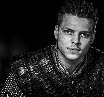 MOTIVATION4U Vikings a Historical Drama Television Series Ragnar Lothbrok, Lagertha, Rollo, Siggy 12 x 18 inch Poster