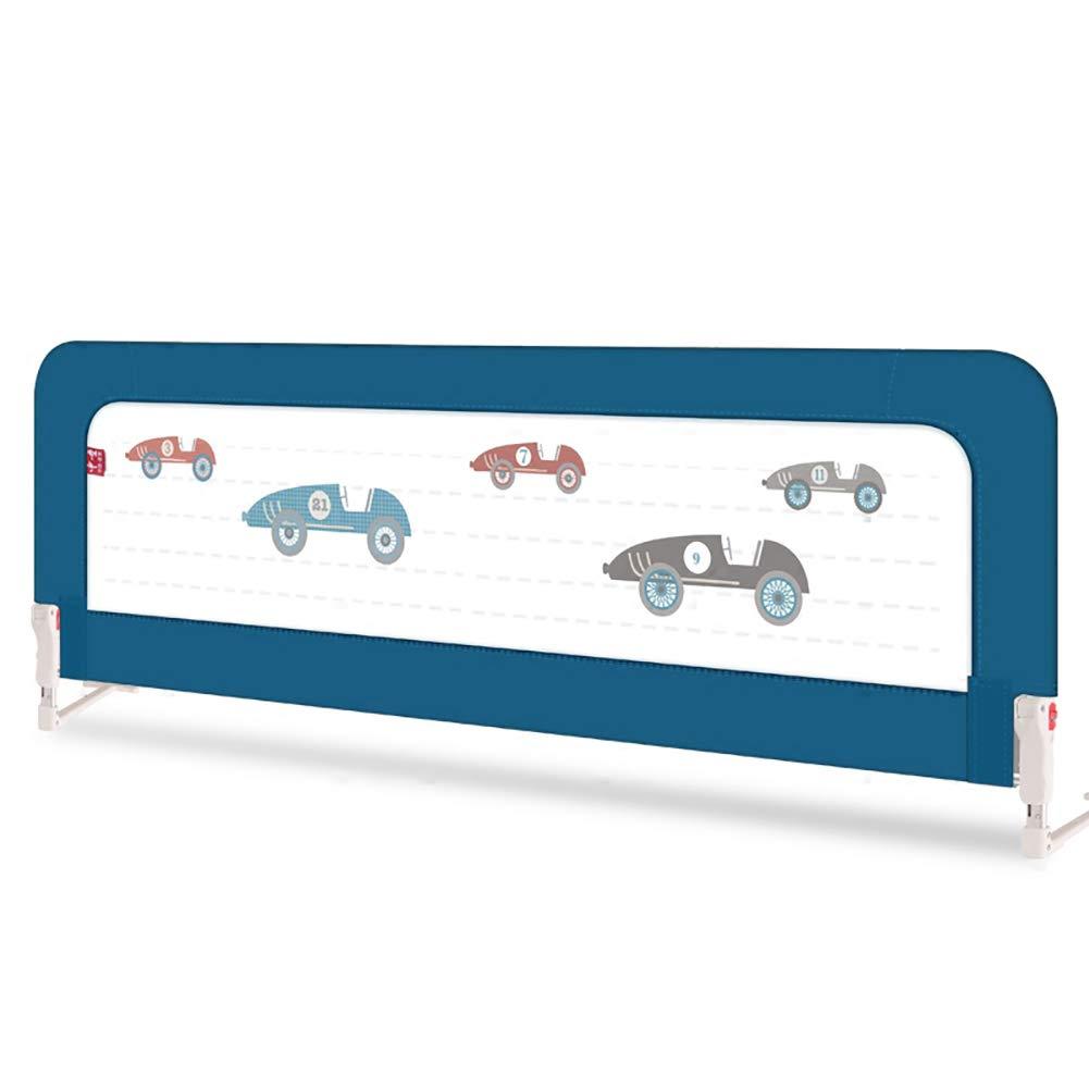 ベッドフェンス- 幼児用安全ベッドレイルガード折りたたみ、シングル/ダブルベッド用ポータブルエクストラロング幼児用ベッドレール、(1辺) (サイズ さいず : 180cm) 180cm  B07KSNYBP4