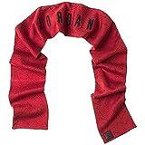 Jordan 706607 687 Air Jordan Retro Inspired Knit Scarf Red