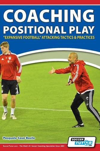Coaching Positional Play - ''Expansive Football'' Attacking Tactics & Practices pdf