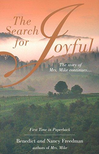 The Search for Joyful: A Mrs. Mike Novel by Berkley