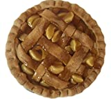 Fake Apple Pie Prop With Lattice Crust Farmhouse Fake Food By Everything Dawn Bakery Candles