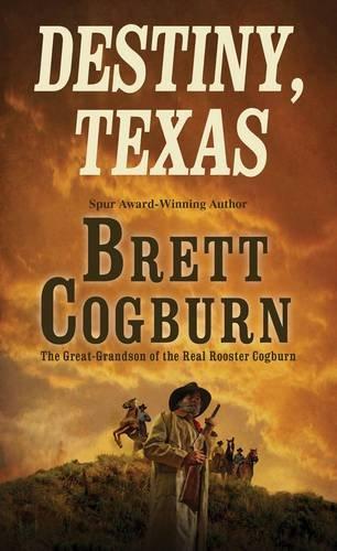 book cover of Destiny, Texas