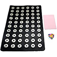 Ladieshow Snaps Jewelry Display PU board (Regular Sized Snap,Big Button) (Big)