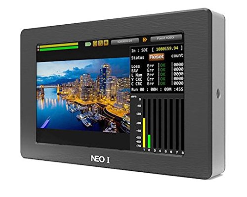 Digital Forecast X-NEO1 3G SDI & HDMI In/Out Power Cross Converter with 5 Inch - Pattern Hdmi Generator