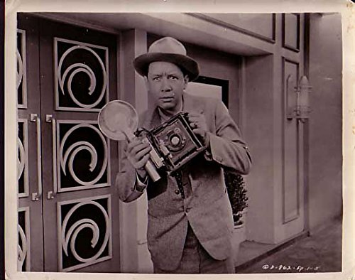 MOVIE PHOTO: EDDIE ACUFF-8X10 B&W PHOTO-SMOKY MOUNTAIN MELODY-FILM FN