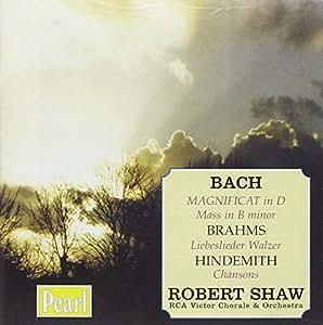 Bach:Magnif.D,Bwv243